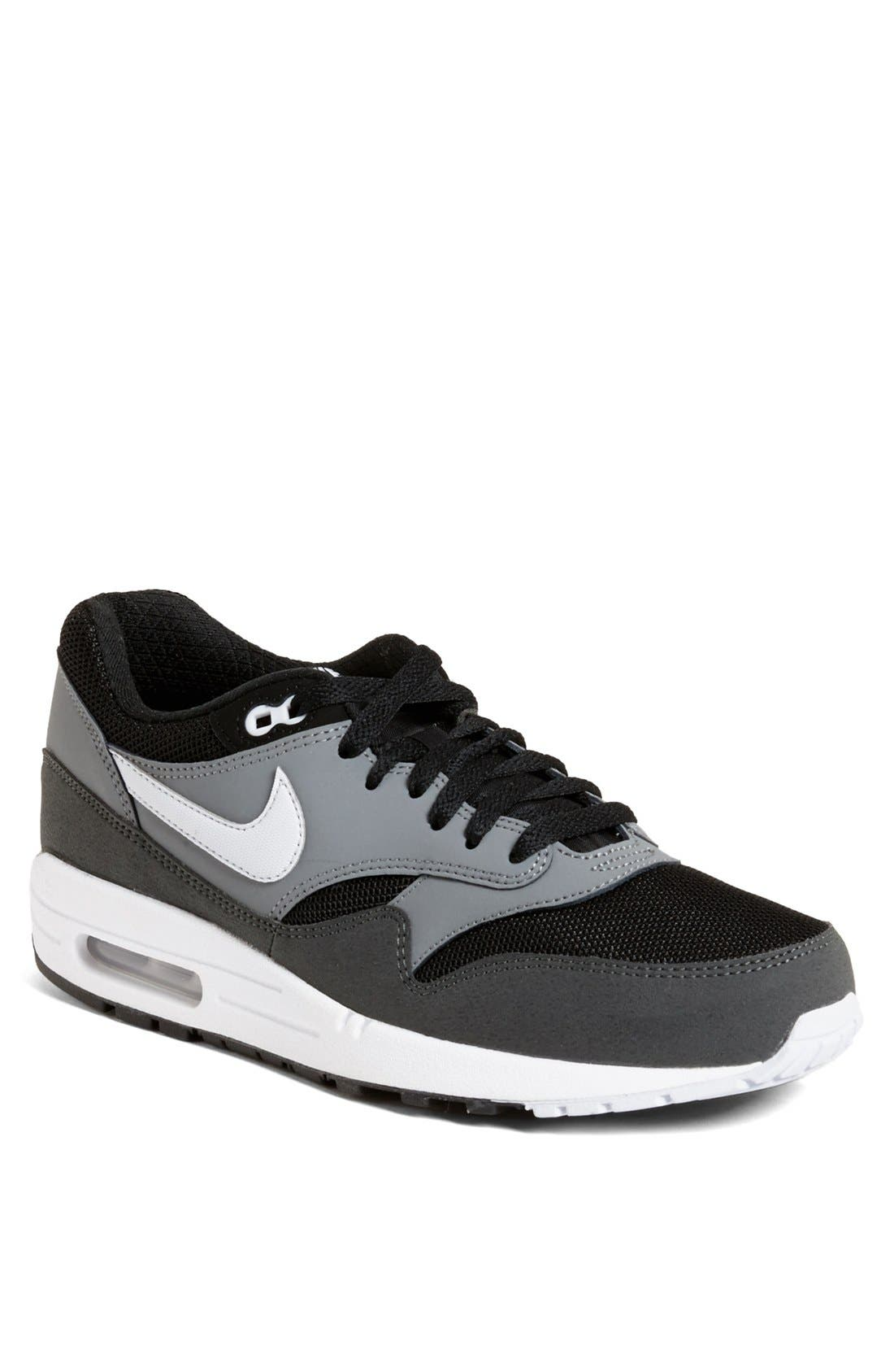 'Air Max 1 Essential' Sneaker, Main, color, 001