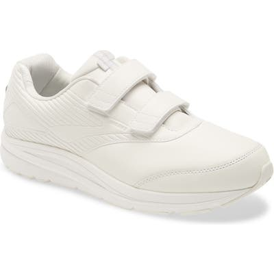 Brooks Addiction V-Strap 2 Walking Shoe, White
