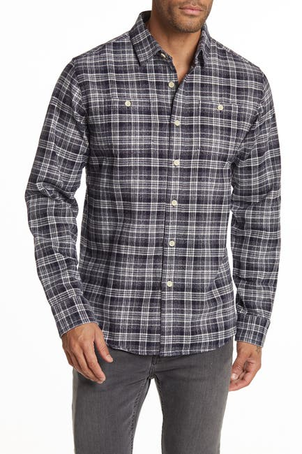 Image of Grayers Harper Heritage Regular Fit Flannel