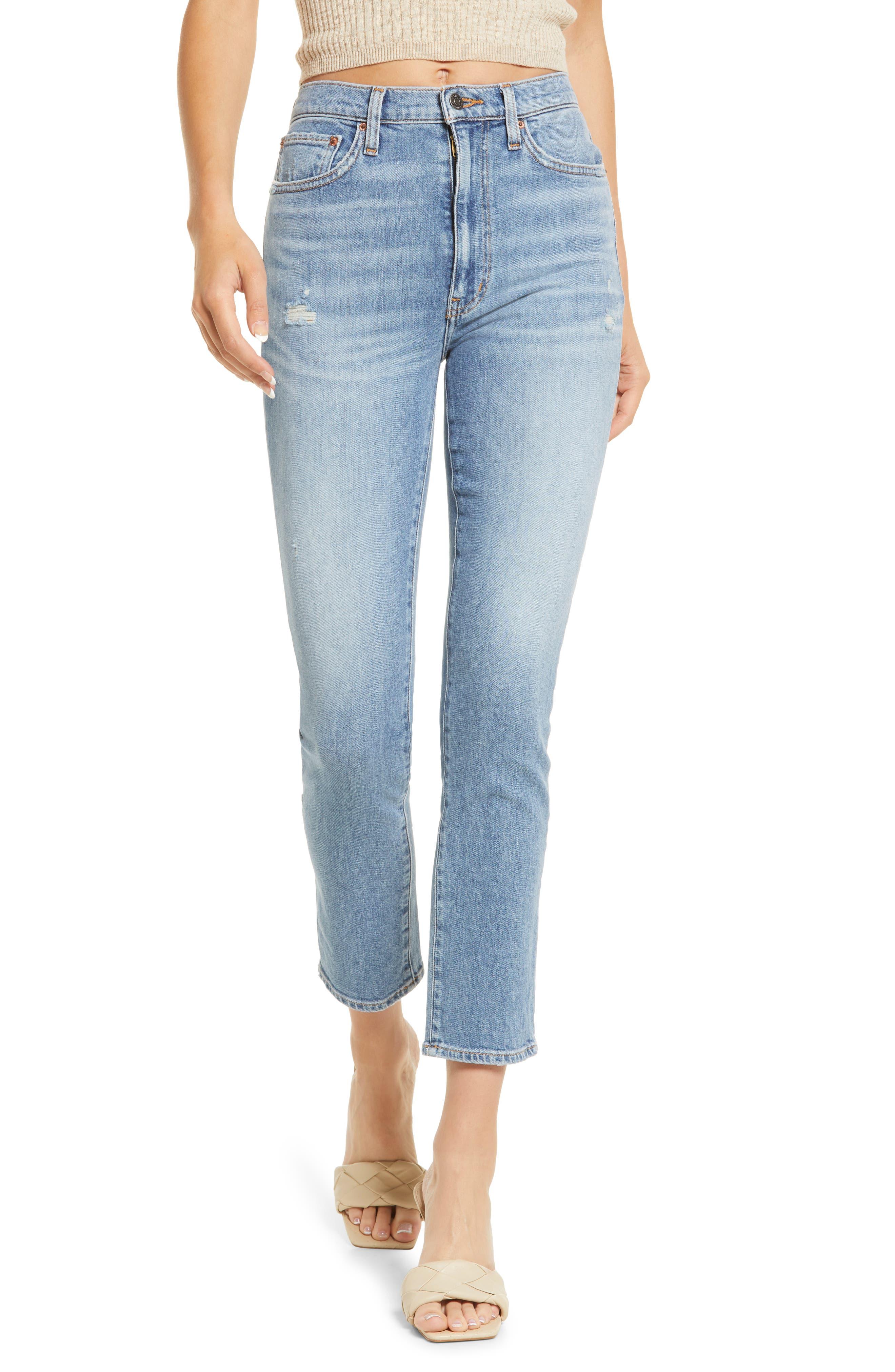 Women's Etica Women's Scarlet Organic Cotton Slim Ankle Jeans