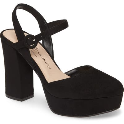Chinese Laundry Nadia Platform Pump, Black