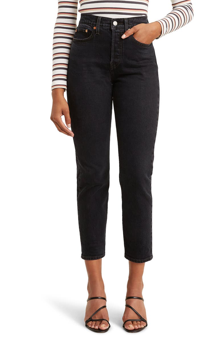 LEVI'S<SUP>®</SUP> Wedgie Icon Fit High Waist Jeans, Main, color, WILD BUNCH WITHOUT DESTRUCTION