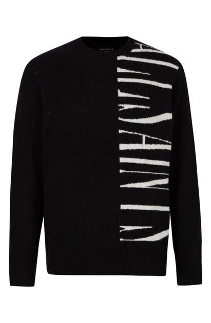 Allsaints Sweaters VEX SAINTS CREWNECK SWEATER