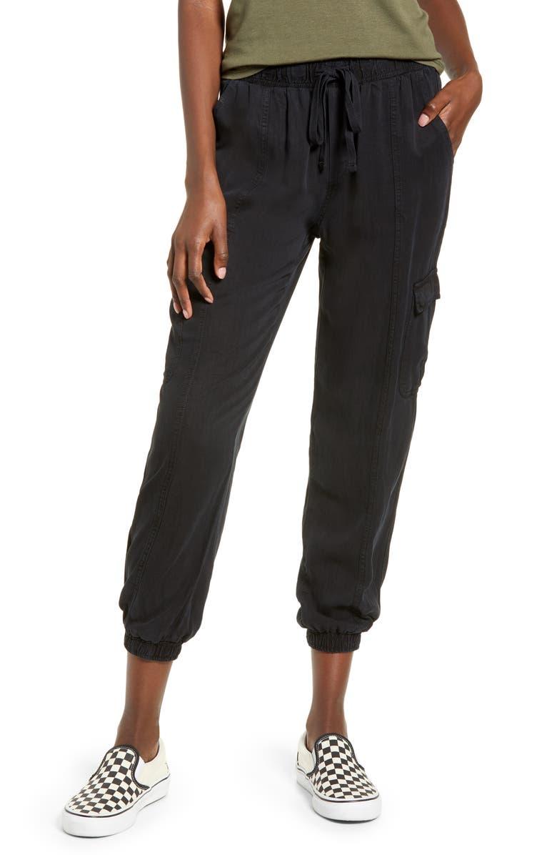 THREAD & SUPPLY Marshall Jogger Pants, Main, color, 001