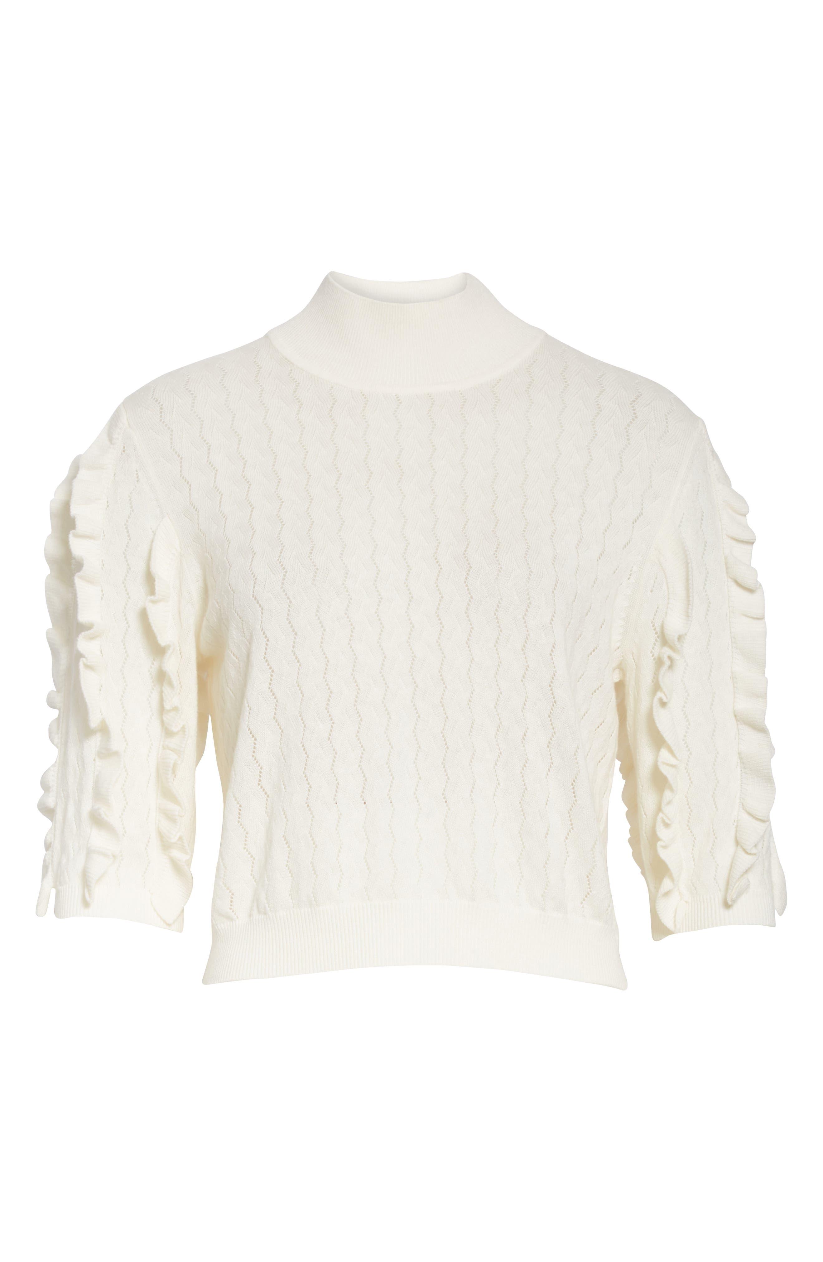Joie Sweaters Halton Wool & Cashmere Blend Sweater