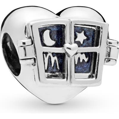 Pandora Mom Window Heart Charm