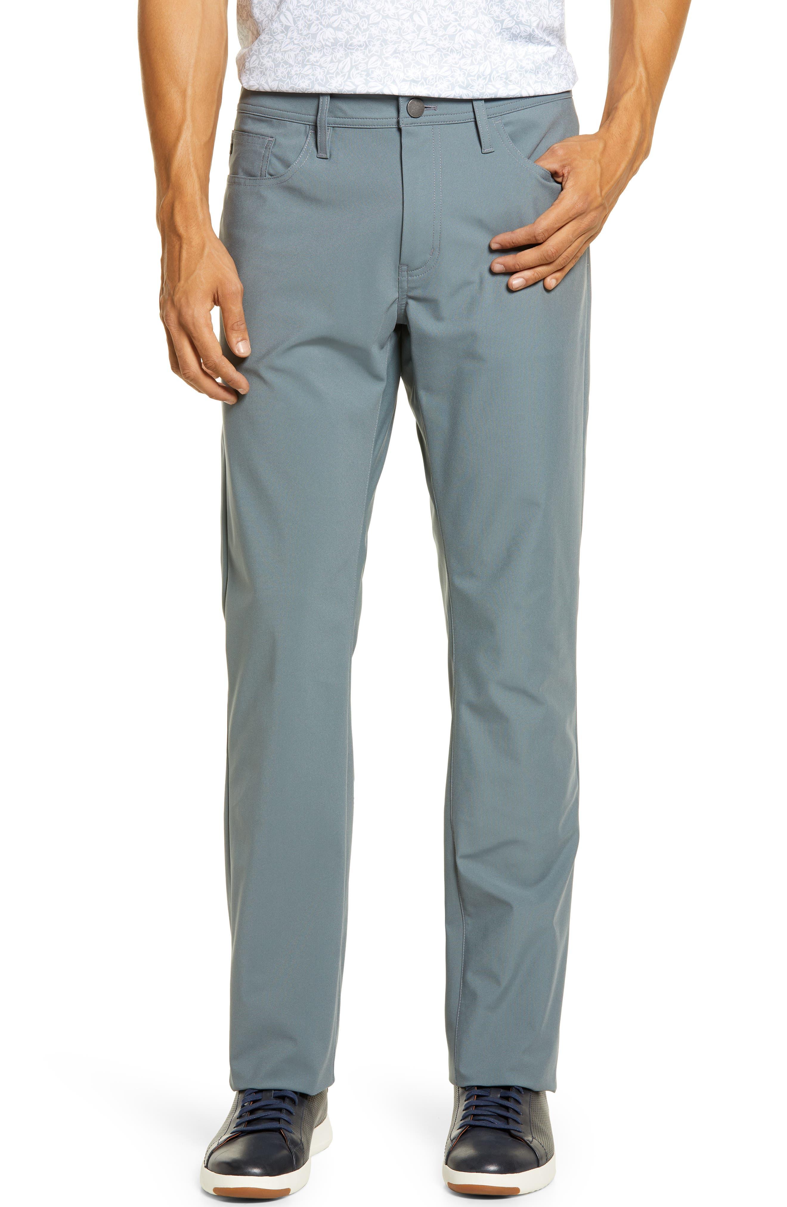 Men's Johnny Flex Athletic Fit Five Pocket Pants