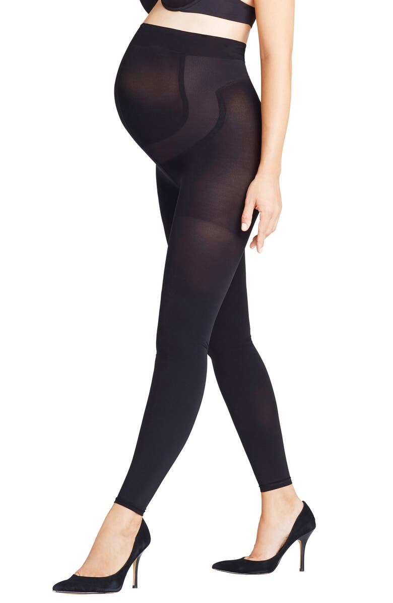 FALKE 9 Months Maternity Tights, Main, color, 001