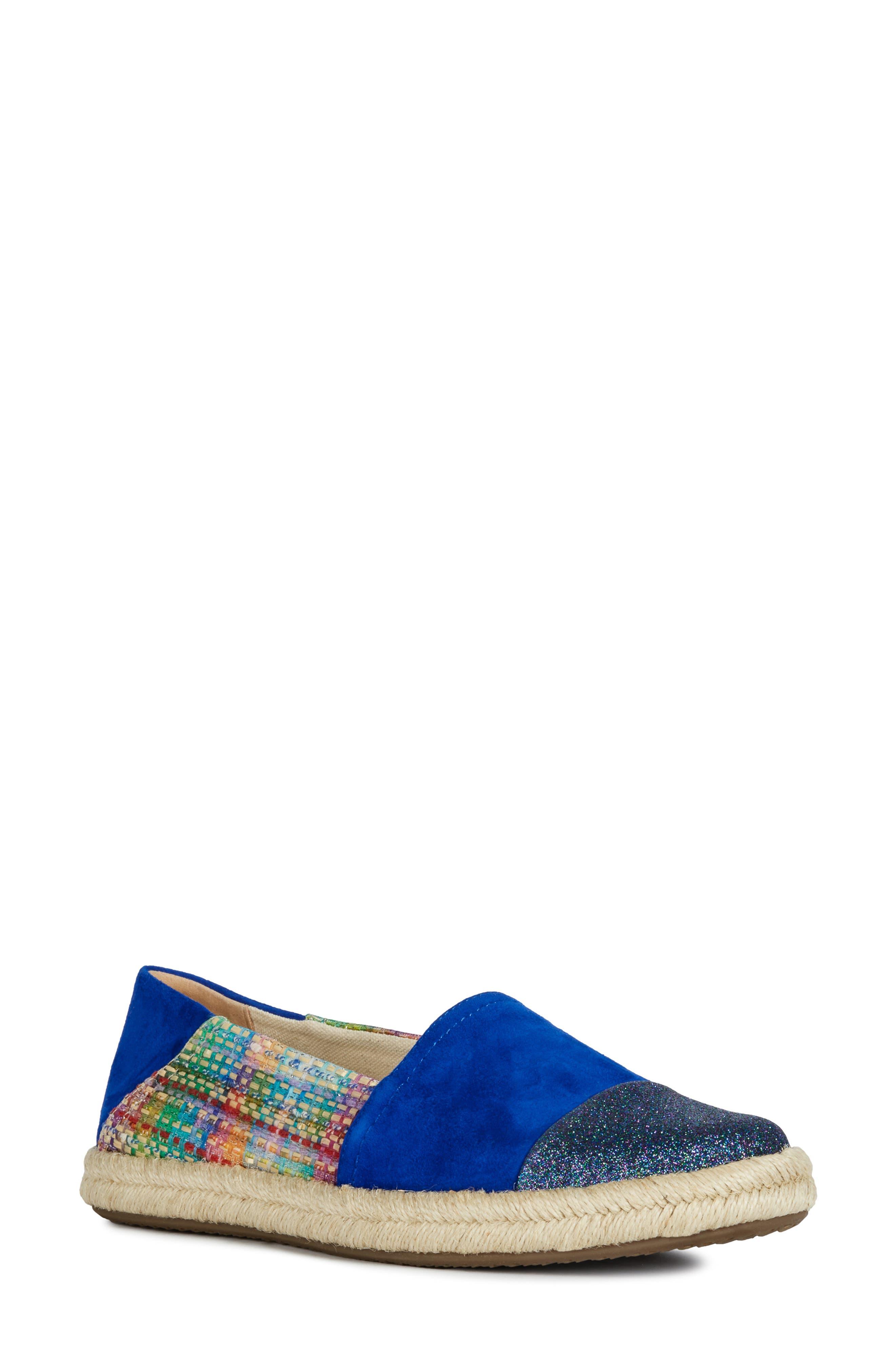 Geox Modesty 41 Flat, Blue