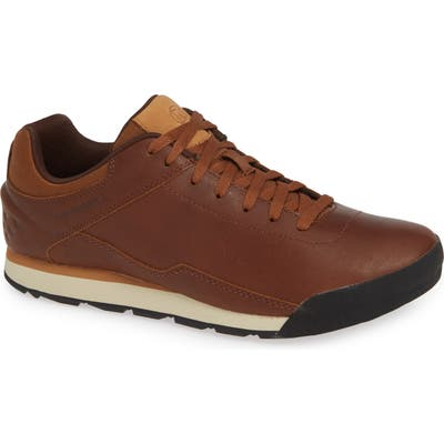 Merrell Burnt Rock Sneaker, Brown