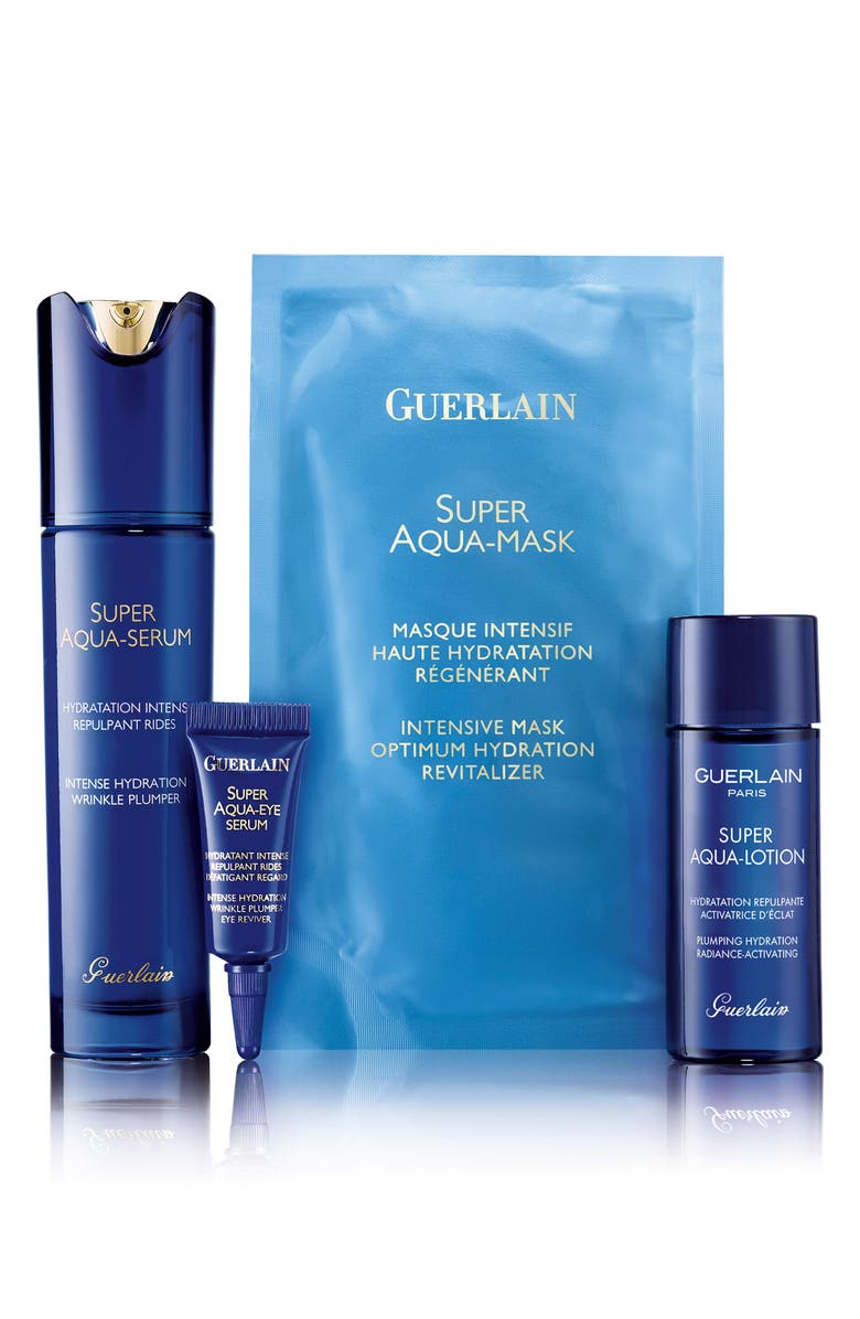 GUERLAIN Super Aqua-Serum Set, Main, color, NO COLOR