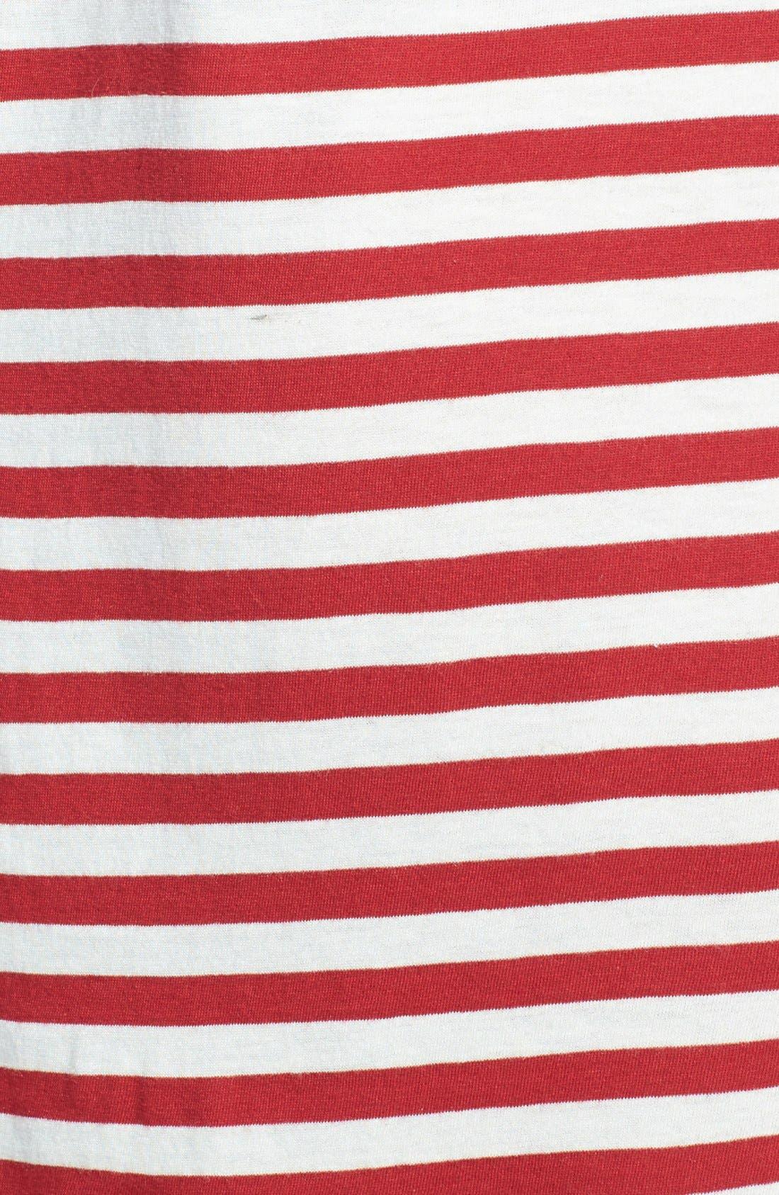 ,                             'Liberty Rings' Racerback Dress,                             Alternate thumbnail 3, color,                             600