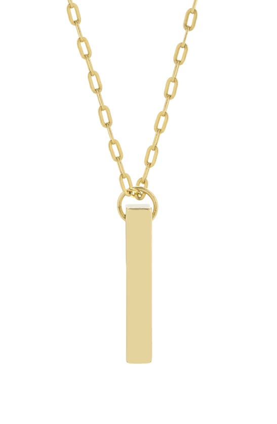 Brook & York Casey Pendant Necklace In Gold