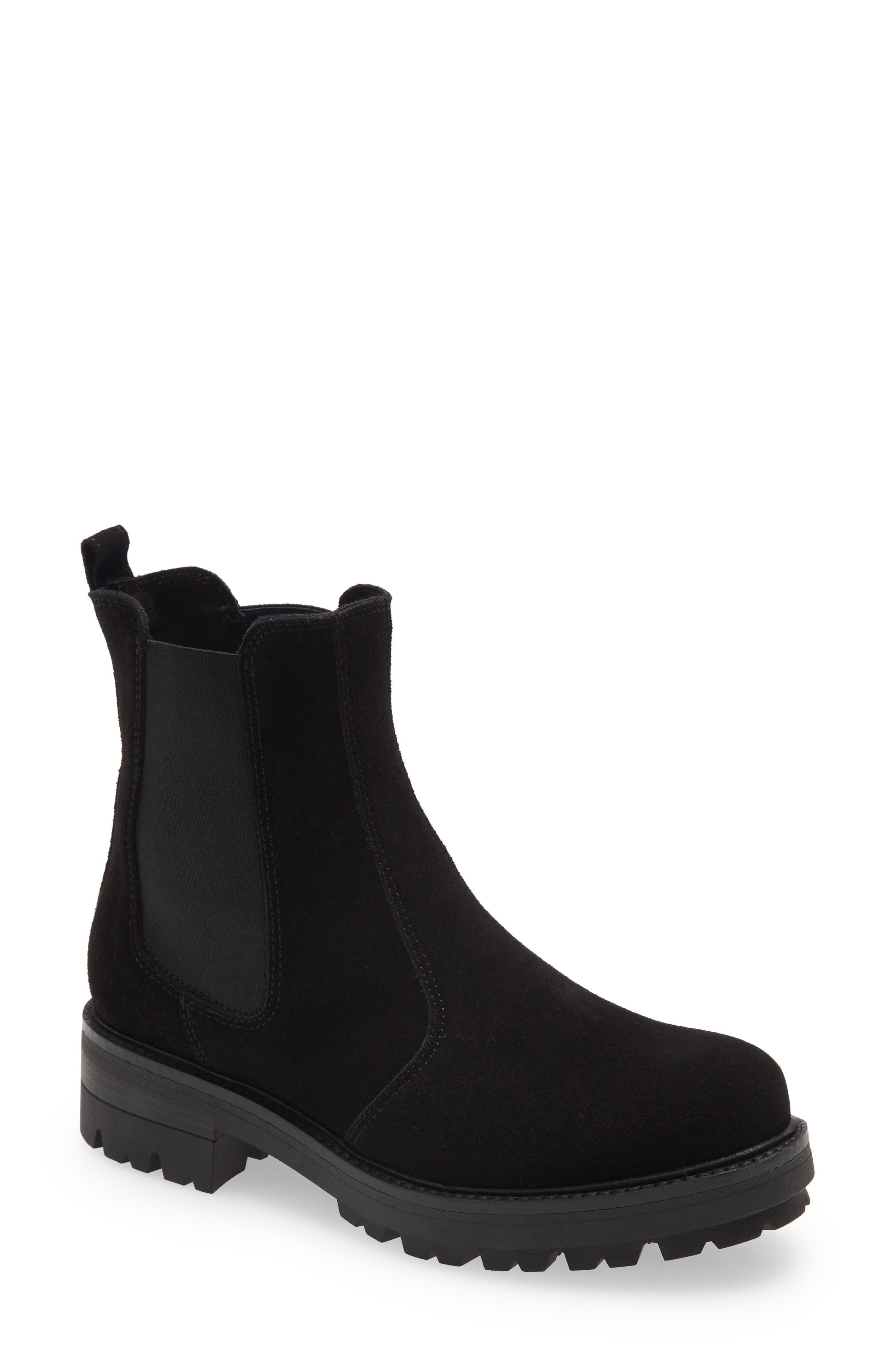 Cassy Waterproof Chelsea Boot