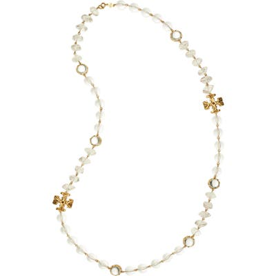 Tory Burch Roxanne Long Necklace