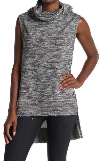 Image of Maaji Spin Space Dyed High/Low Cowl Neck