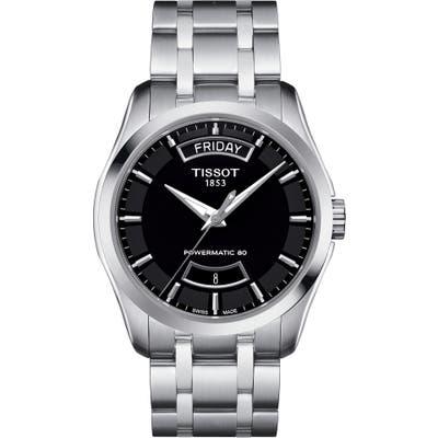 Tissot Couturier Automatic Bracelet Watch,