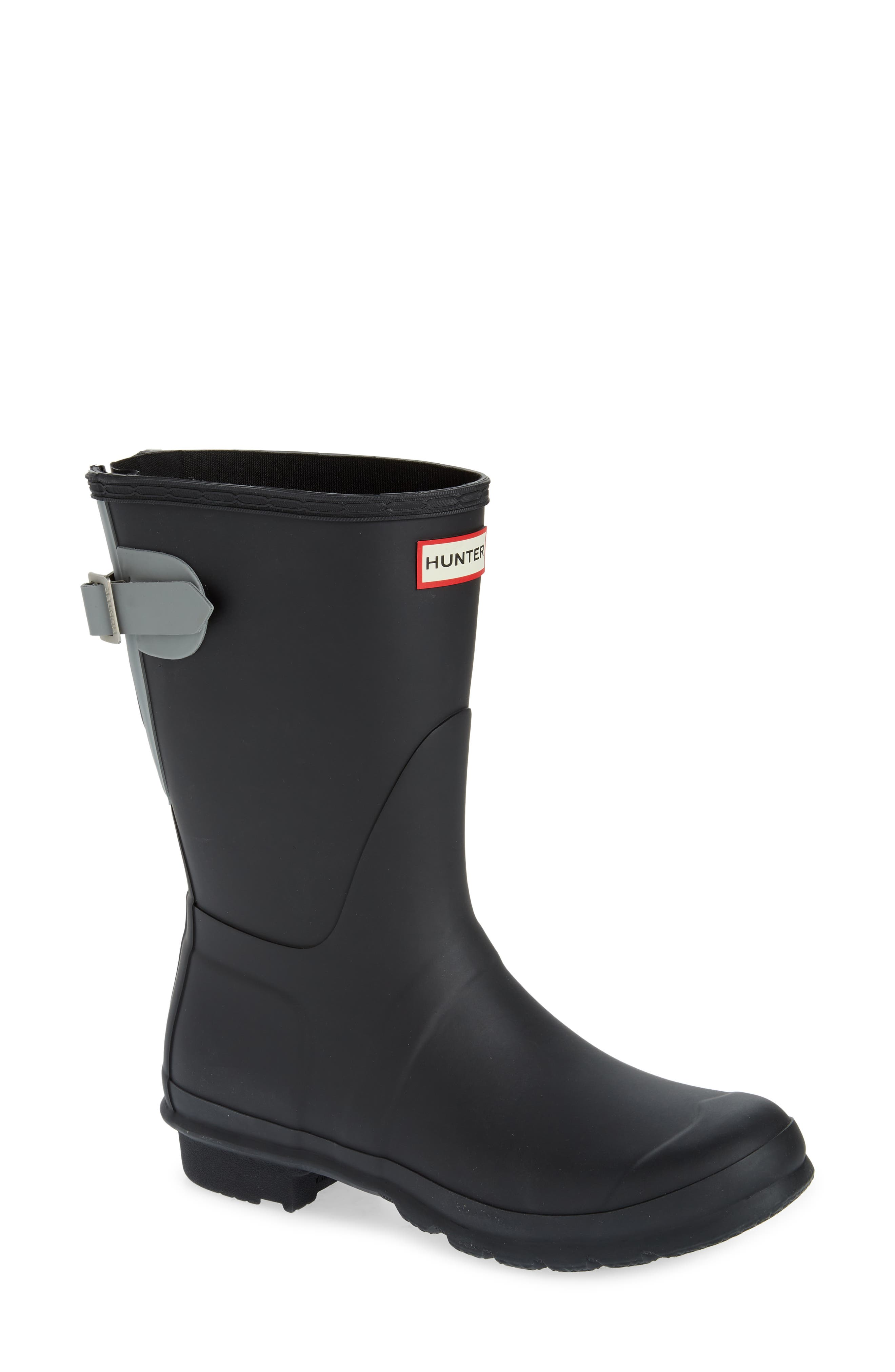 Original Short Back Adjustable Rain Boot
