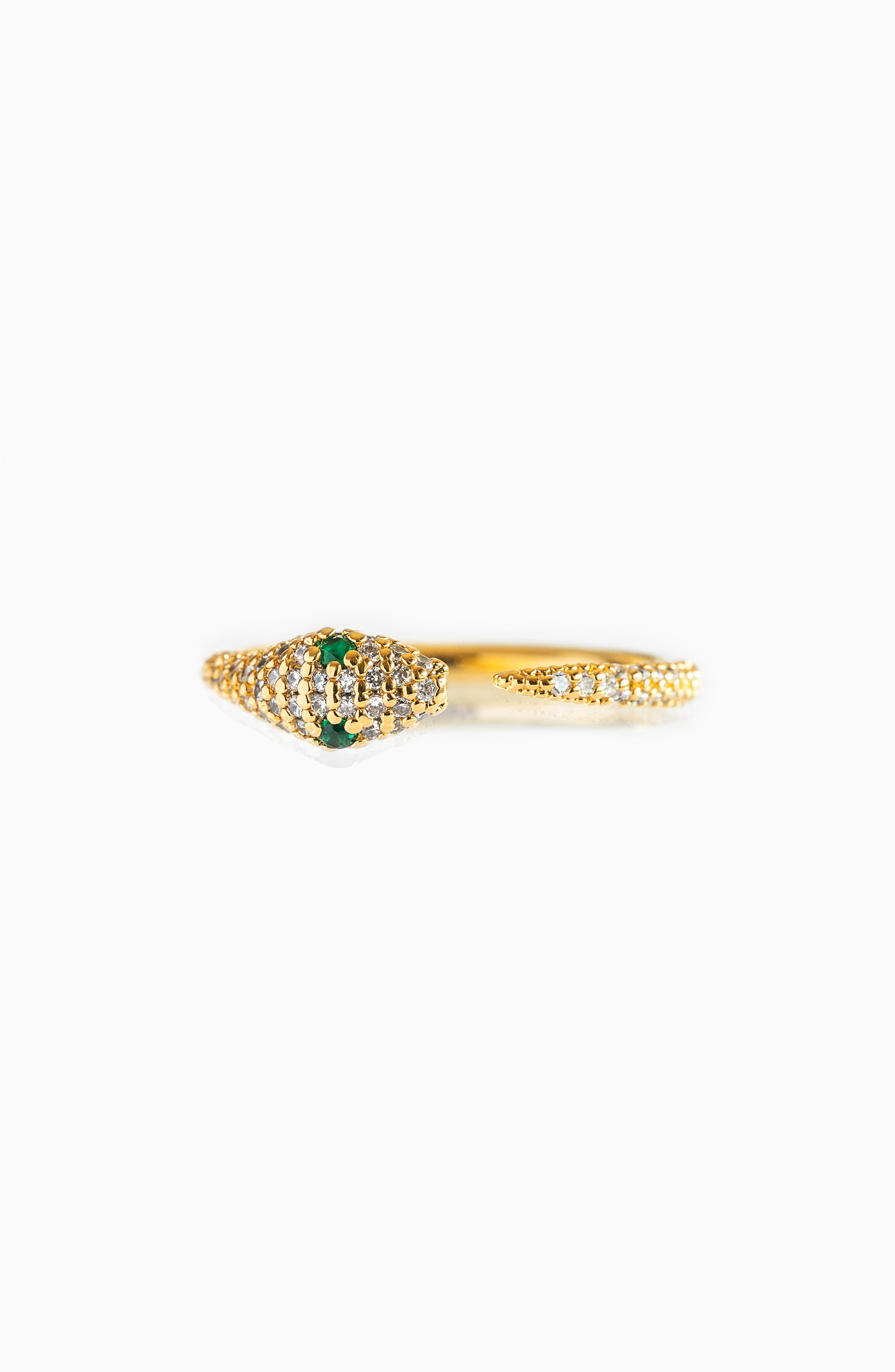Viper Open Ring