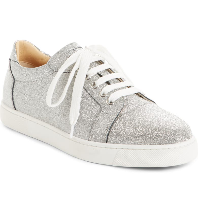 best website cf9b1 8346f Vieira Glitter Low Top Sneaker