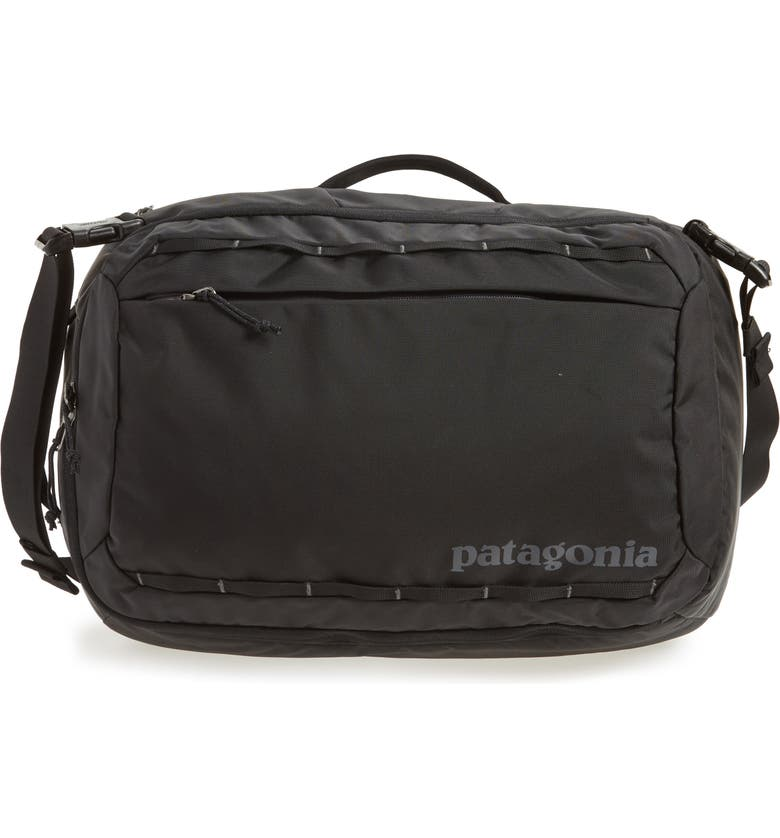 PATAGONIA Tres 25-Liter Convertible Backpack, Main, color, BLACK