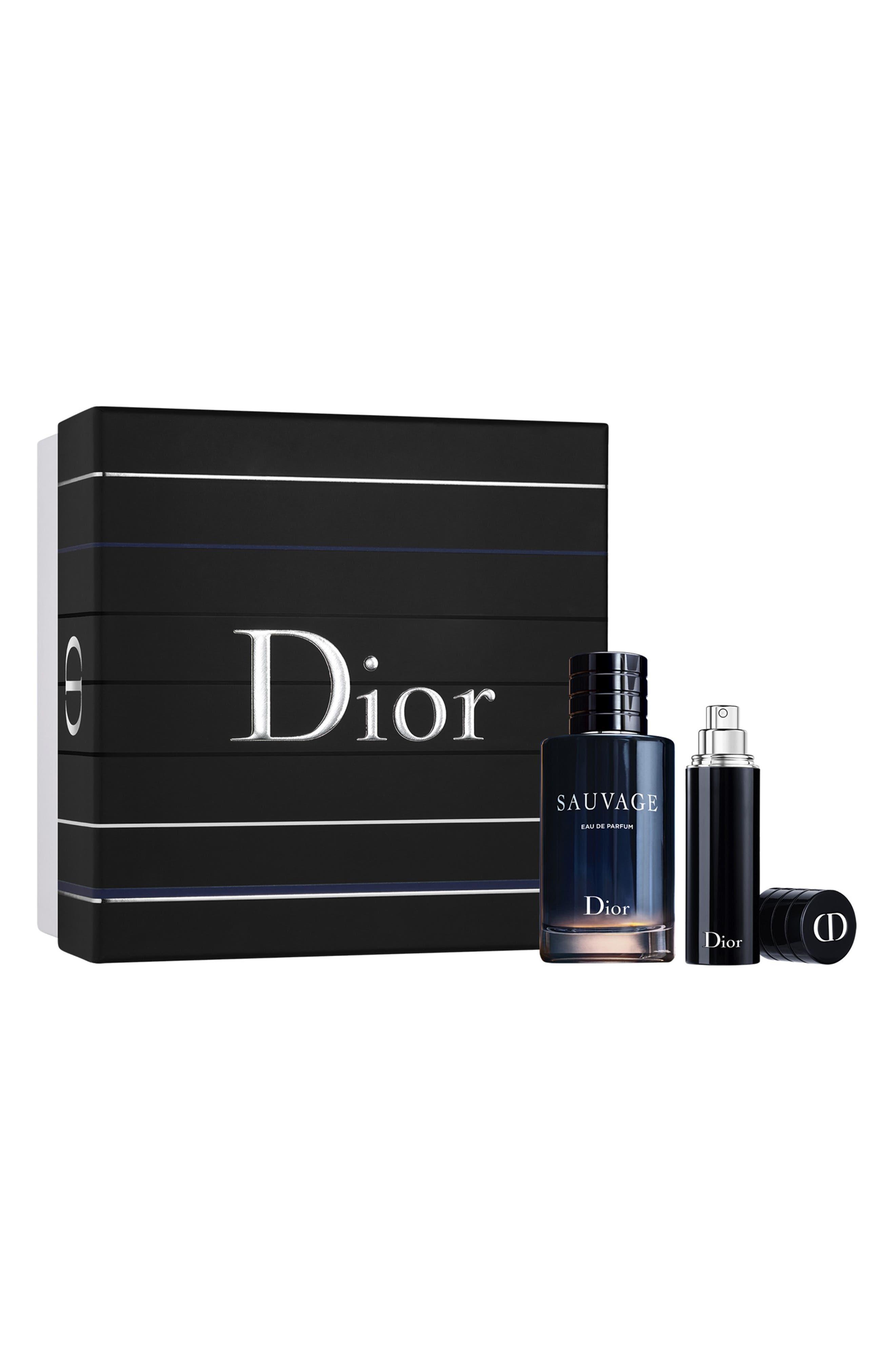 Dior Sauvage Eau De Parfum Set