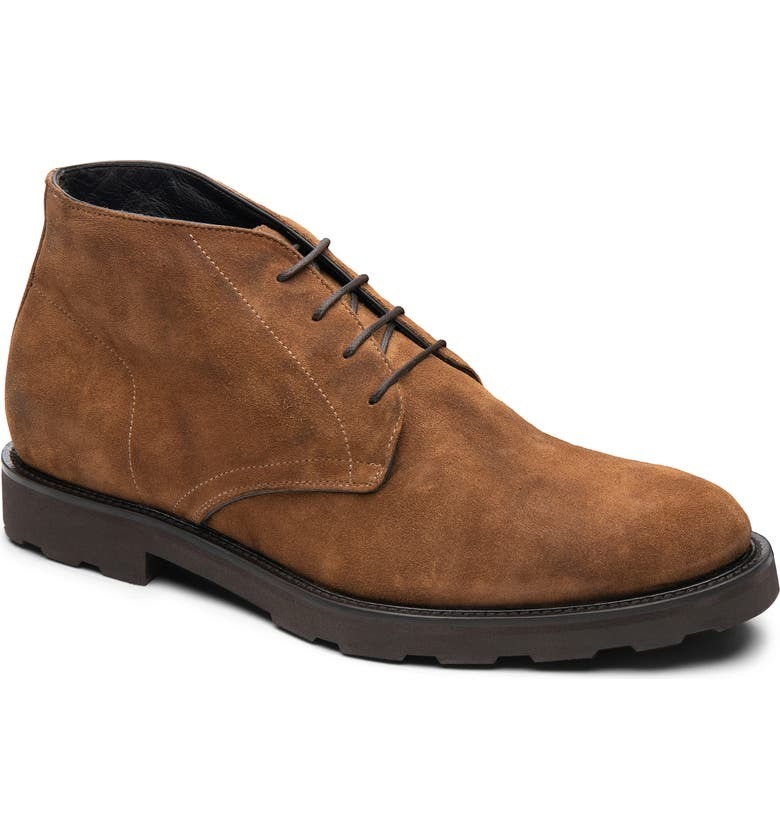 GORDON RUSH Wesley Chukka Boot, Main, color, TAN