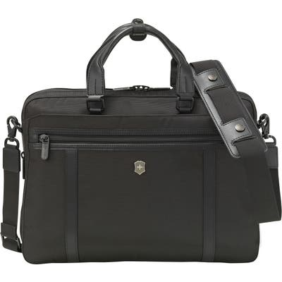 Victorinox Swiss Army Werks Pro 2.0 13-Inch Laptop Briefcase - Black