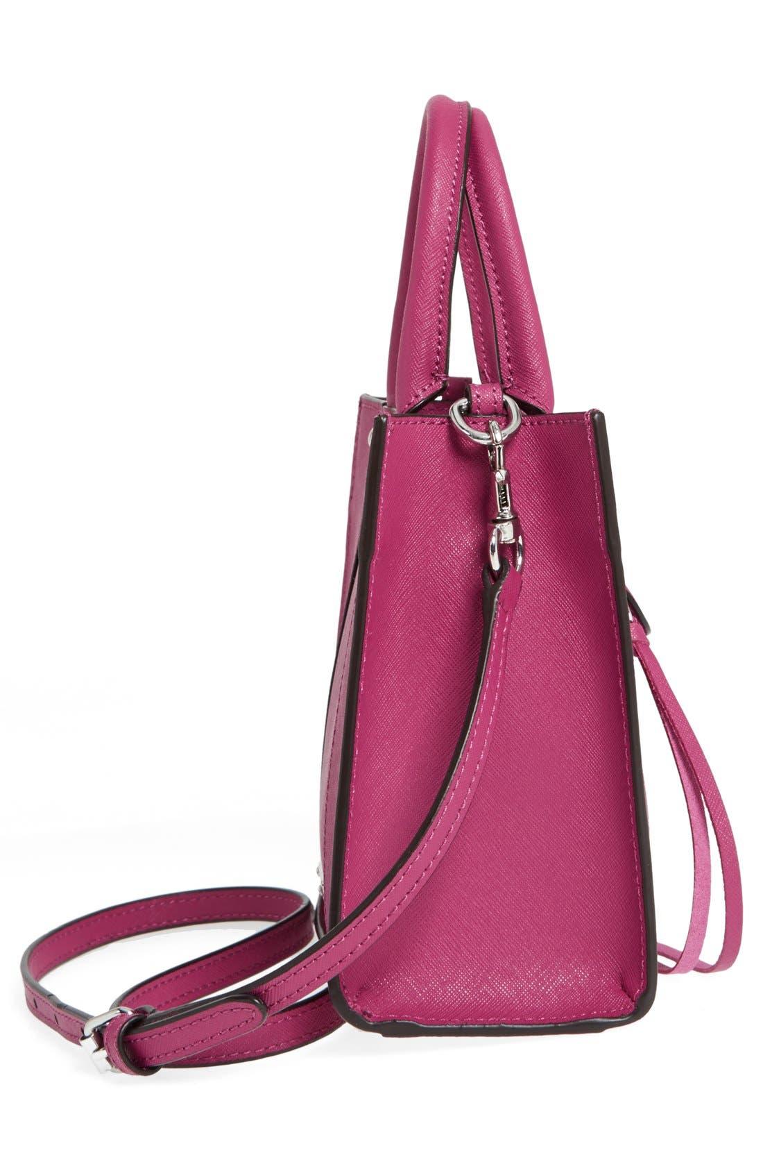 ,                             'Mini MAB Tote' Crossbody Bag,                             Alternate thumbnail 116, color,                             655