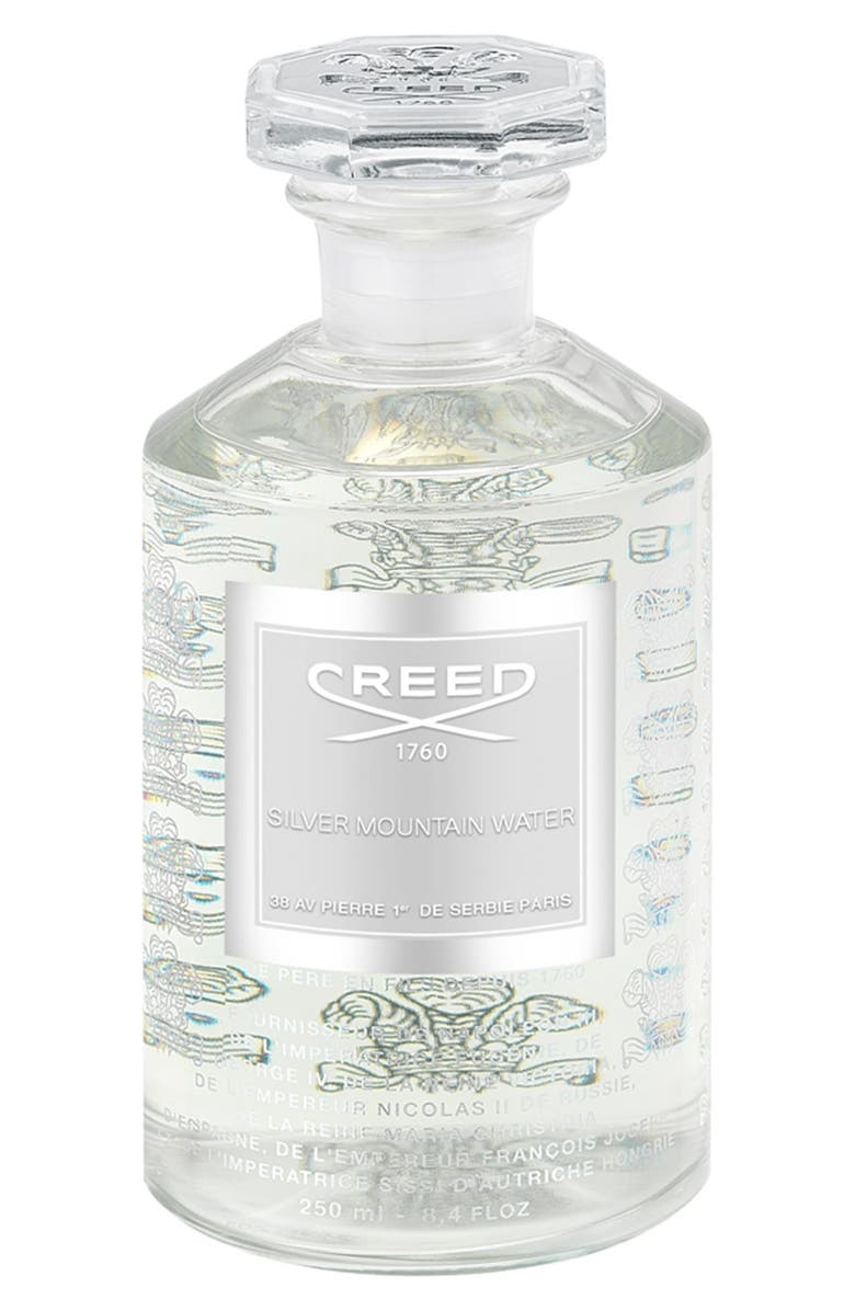 CREED 'Silver Mountain Water' Fragrance, Main, color, NO COLOR