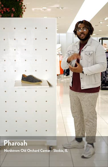 Street Tray Suede Sneaker, sales video thumbnail