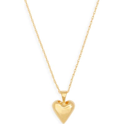 Sophie Buhai Tiny Heart Pendant Necklace