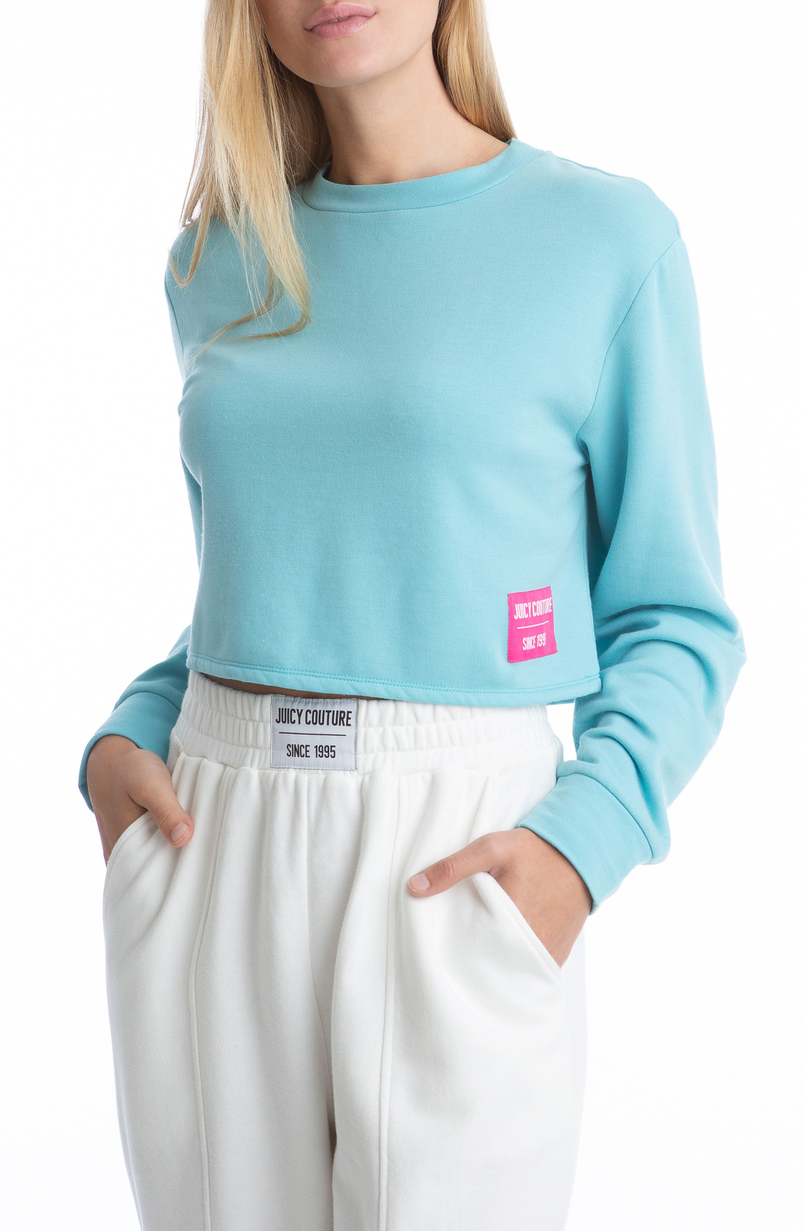 Logo Boxy Sweatshirt