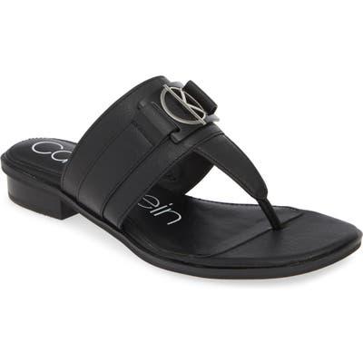 Calvin Klein Farley Flip Flop, Black