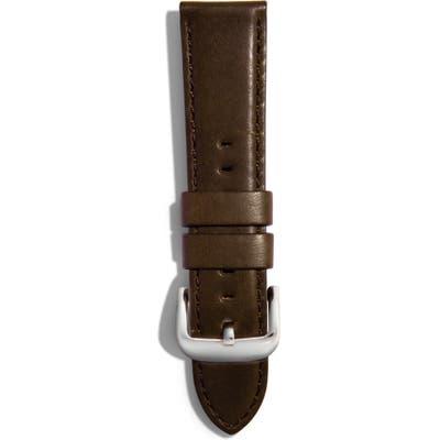 Shinola 1m Leather Strap