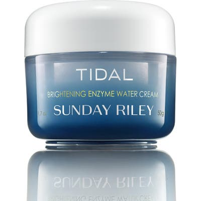 Space. nk. apothecary Sunday Riley Tidal Brightening Enzyme Water Cream