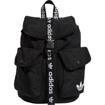 Adidas Originals Mini Utility Backpack - Black