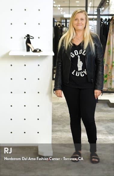 Corlina Ankle Strap Sandal, sales video thumbnail
