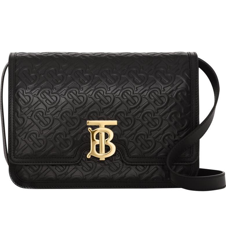 3138a7ea4a Burberry Medium TB Monogram Leather Bag | Nordstrom