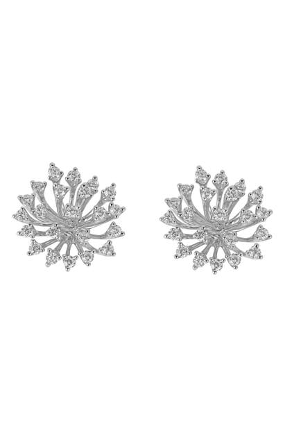 Hueb LUMINUS LARGE DIAMOND EARRINGS