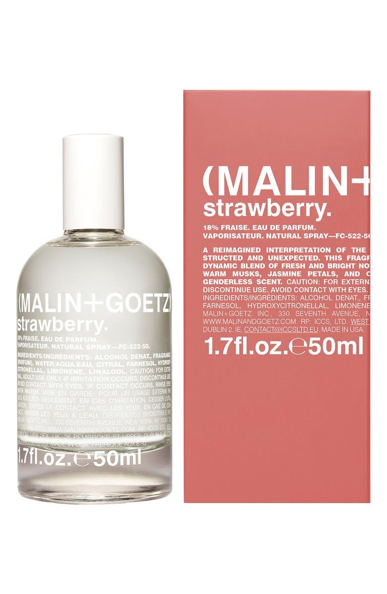 MALIN+GOETZ Strawberry Eau de Parfum, Main, color, NO COLOR