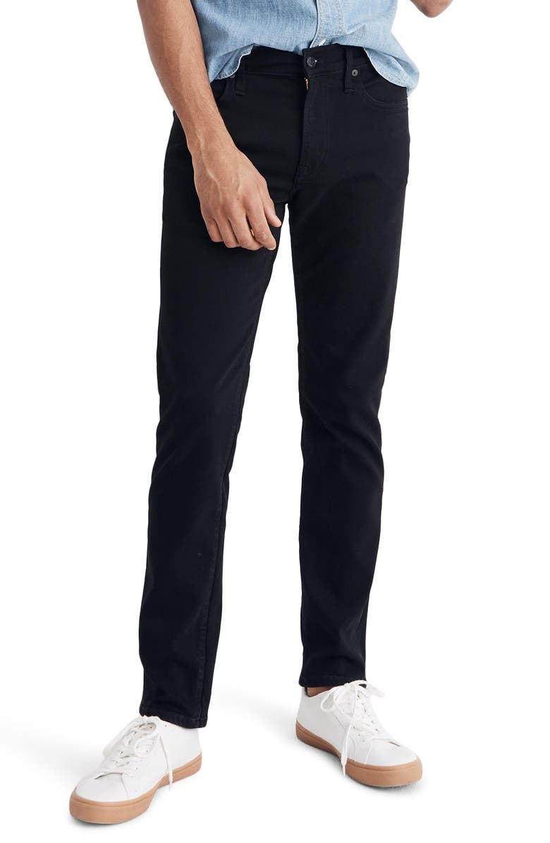 MADEWELL Slim Fit Jeans, Main, color, HASTINGS