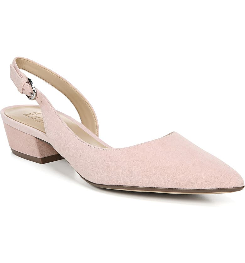 NATURALIZER Banks Pump, Main, color, ROSE PINK LEATHER