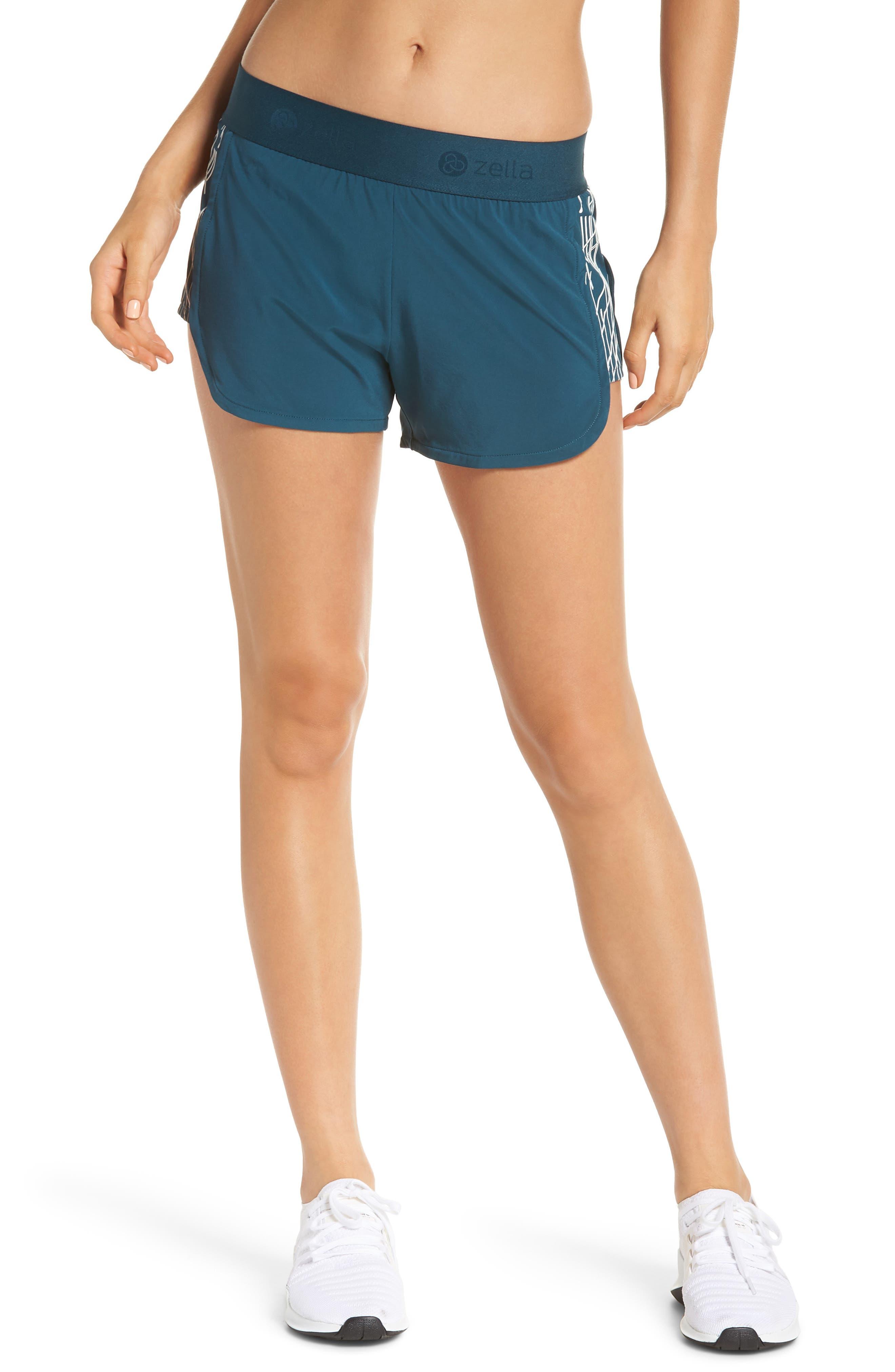 ,                             Go Run Reflect Shorts,                             Main thumbnail 14, color,                             449