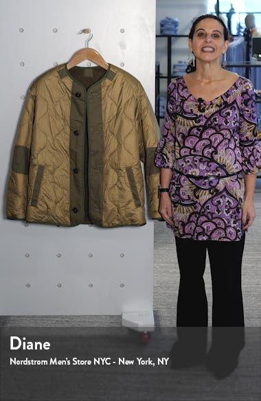 Demma Reversible Faux Fur Coat, sales video thumbnail