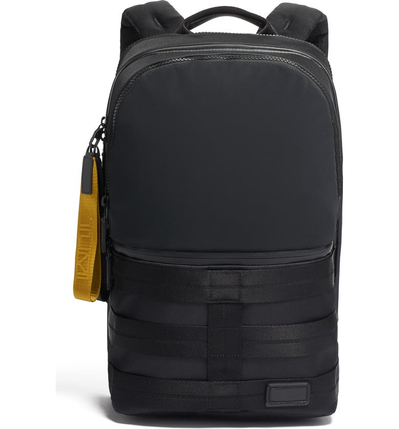 TUMI Crestview Black Backpack, Main, color, BLACK