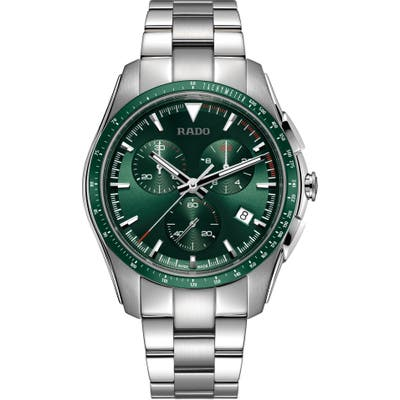 Rado Hyperchrome Chronograph Bracelet Watch, 44.m