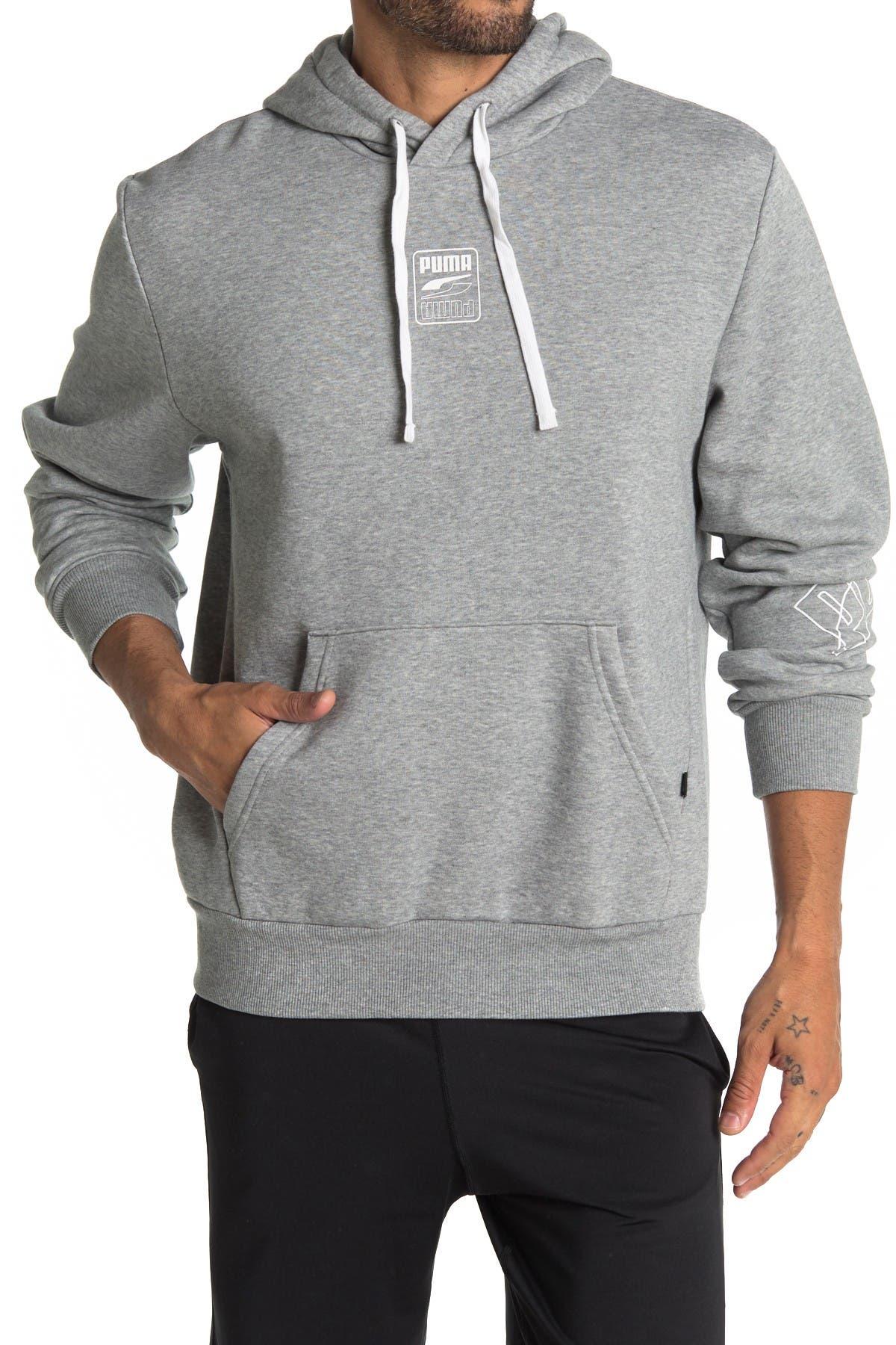 Image of PUMA Rebel Pullover Hoodie