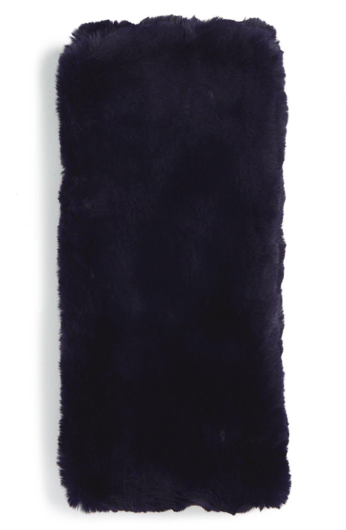 ,                             Faux Rabbit Fur Snood,                             Alternate thumbnail 10, color,                             400