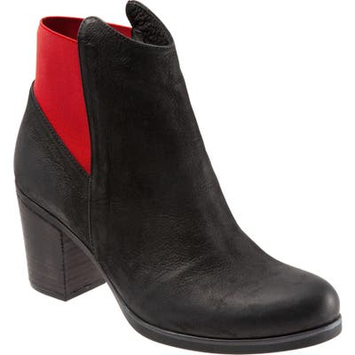 Bueno Watts Bootie - Red